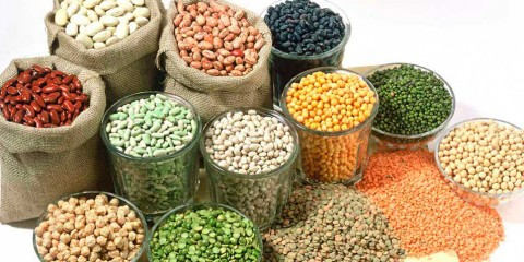 Beneficios de las legumbres