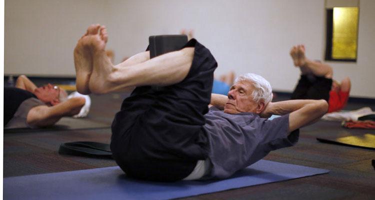 actividad física en el envejecimiento