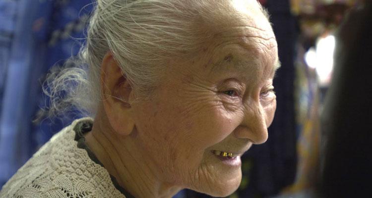 la longevidad en Okinawa