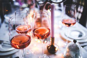 Consumo moderado de alcohol