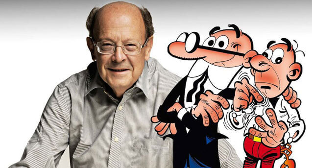 El padre de Mortadelo y Filemón