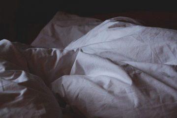 No duermo bien