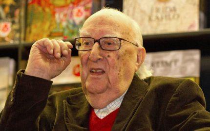 Un escritor de 93 años