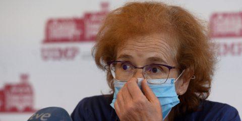 Una experta en vacunas