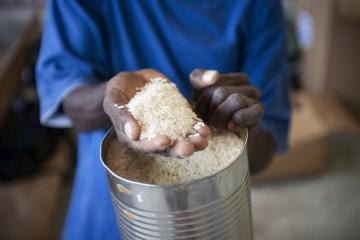 Escasez recursos alimentarios